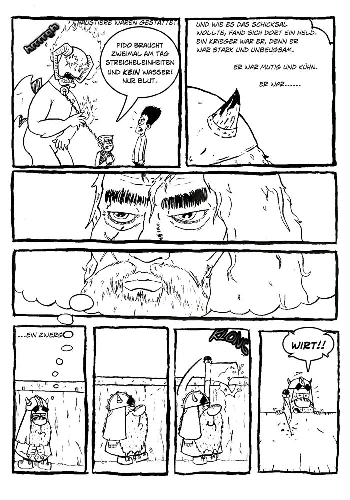 Zwerg/Elf - Anfängerabenteuer: Seite 4