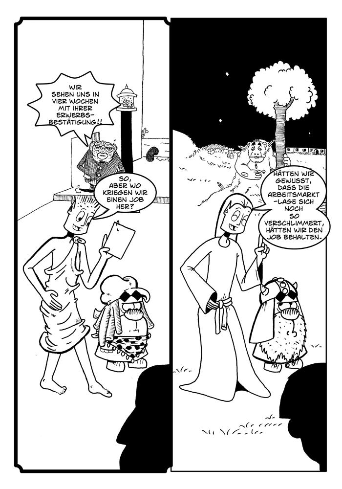 Zwerg/Elf - Abenteuerabschnittspartner: Seite 43