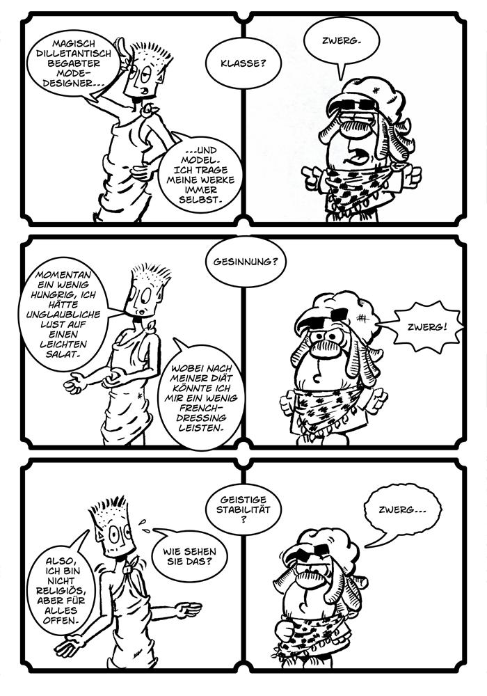 Zwerg/Elf - Abenteuerabschnittspartner: Seite 41