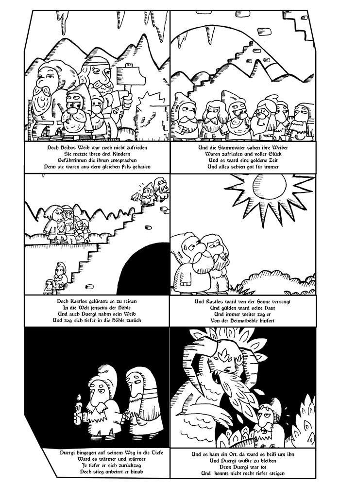 Zwerg/Elf - Abenteuerabchnittspartner: Seite 47