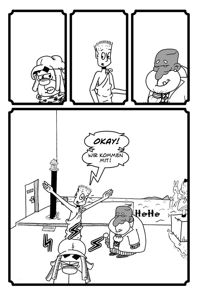 Zwerg/Elf - Abenteuerabschnittspartner: Seite 49