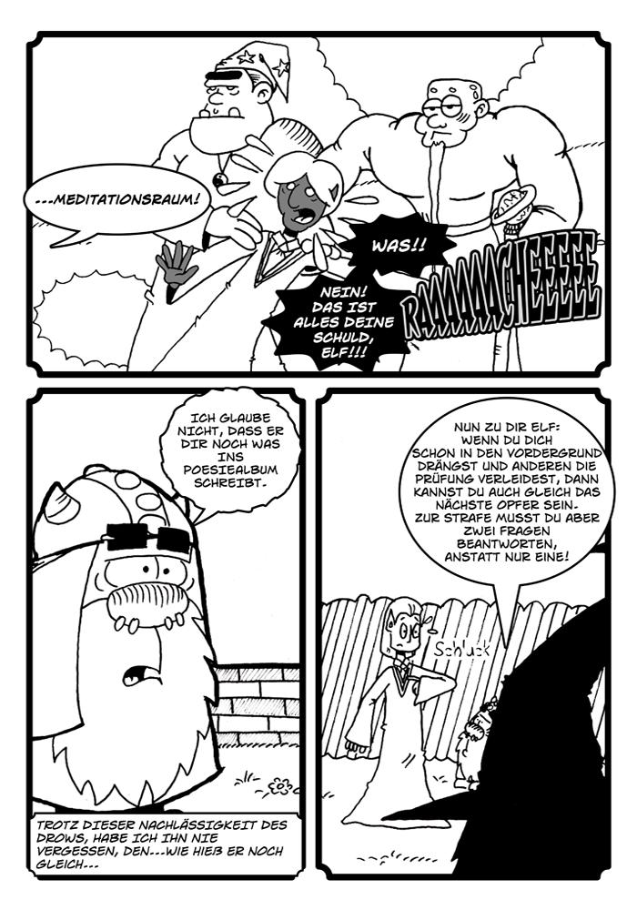 Zwerg/Elf - Abenteuerabschnittspartner: Seite 75