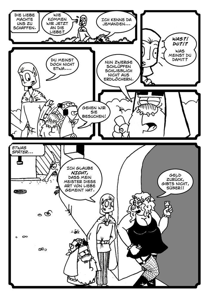 Zwerg/Elf - Abenteuerabschnittspartner: Seite 69