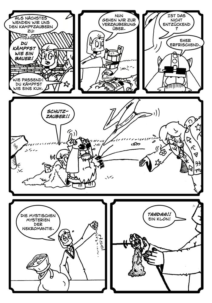Zwerg/Elf - Abenteuerabschnittspartner: Seite 79