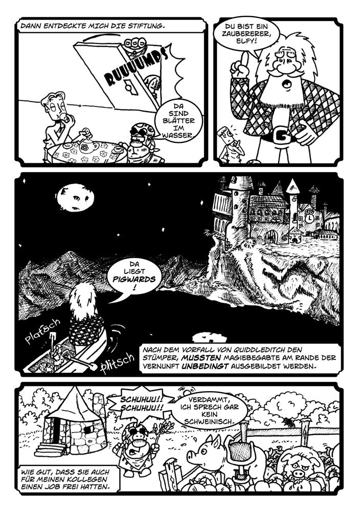 Zwerg/Elf - Abenteuerabschnittspartner: Seite 57