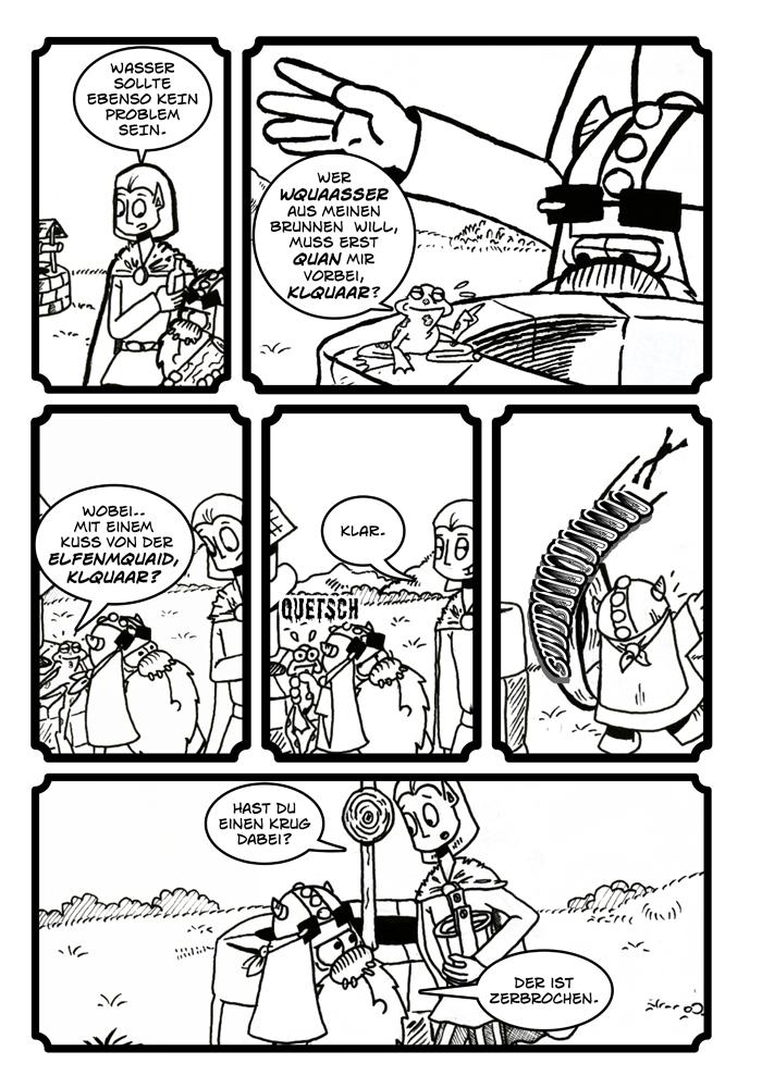 Zwerg/Elf - Abenteuerabschnittspartner: Seite 67