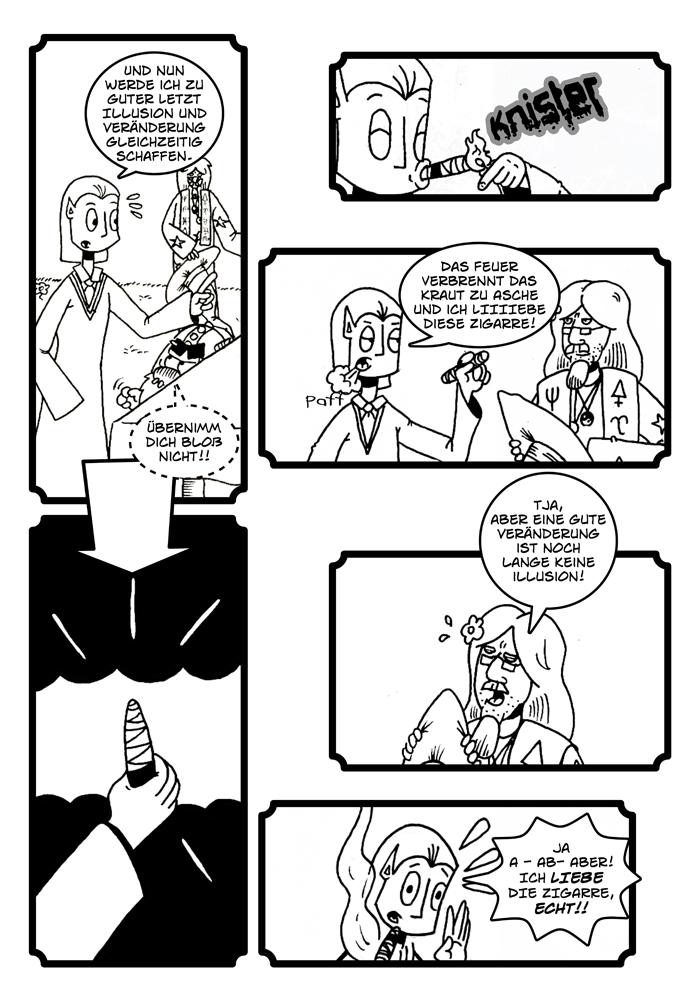 Zwerg/Elf - Abenteuerabschnittspartner: Seite 80