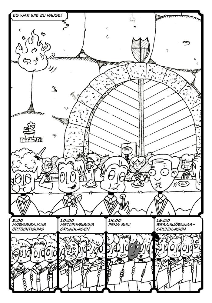 Zwerg/Elf - Abenteuerabschnittspartner: Seite 58