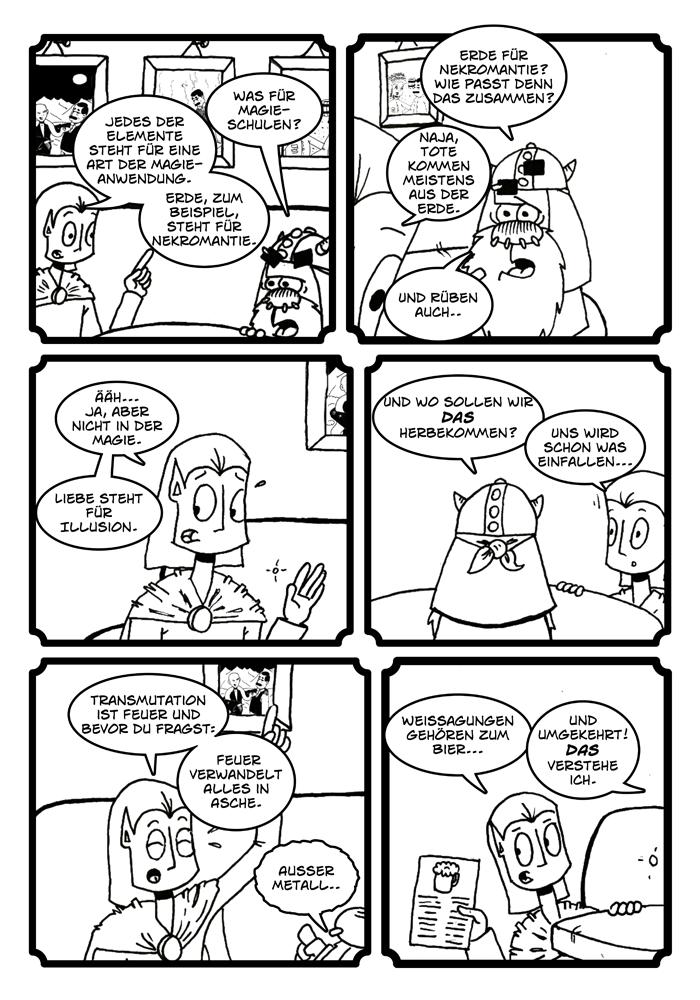 Zwerg/Elf - Abenteuerabschnittspartner: Seite 63
