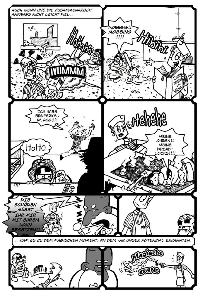 Zwerg/Elf - Abenteuerabschnittspartner: Seite 54