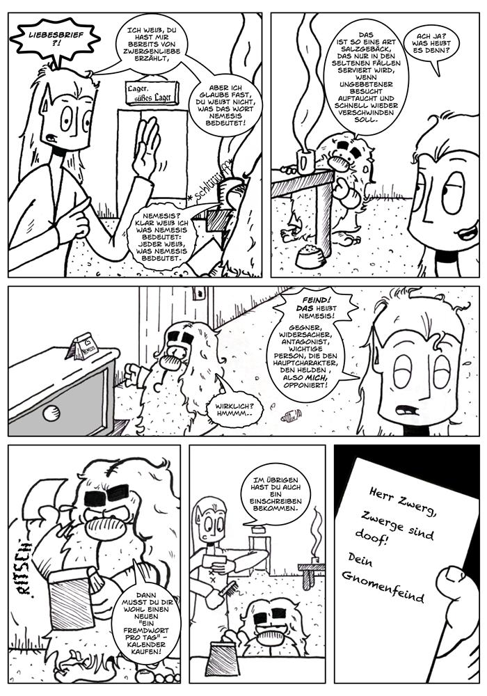 Zwerg/Elf - Würfelbeutelvergesser: Seite 3