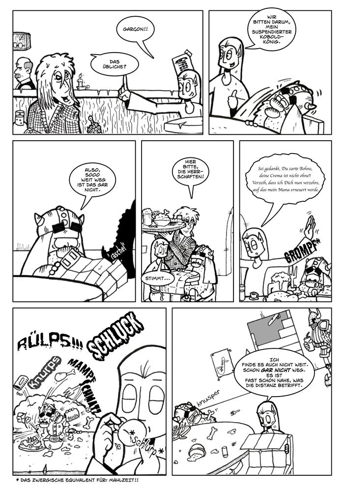 Zwerg/Elf - Würfelbeutelvergesser: Seite 12