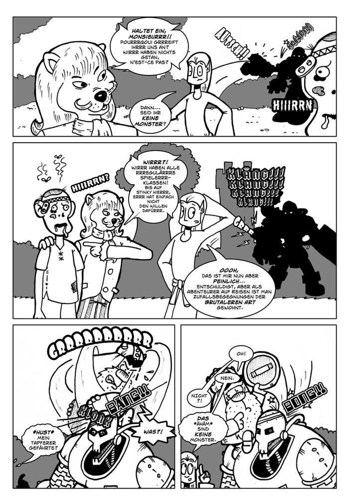 Zwerg/Elf - Würfelbeutelvergesser: Seite 18