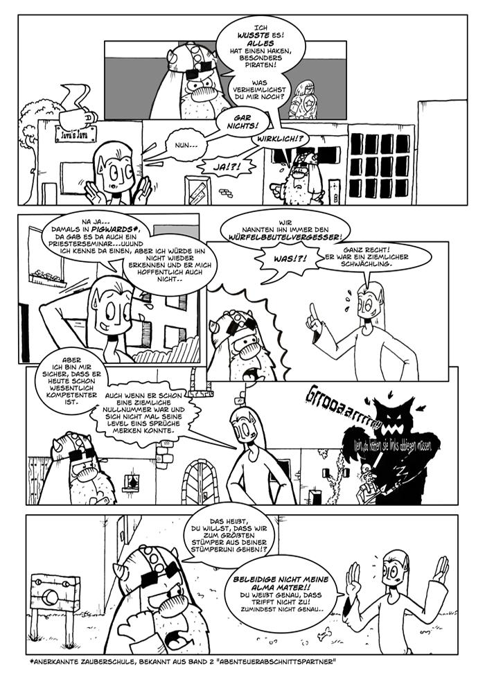 Zwerg/Elf - Würfelbeutelvergesser: Seite 7