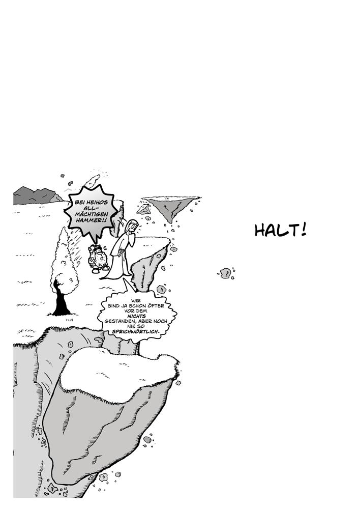 Zwerg/Elf - Würfelbeutelvergesser: Seite 28