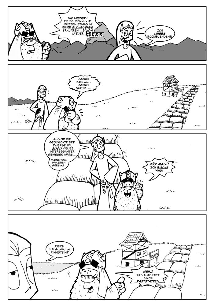 Zwerg/Elf - Würfelbeutelvergesser: Seite 37