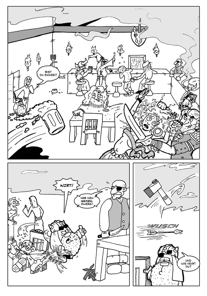 Zwerg/Elf - Würfebeutelvergesser: S. 39