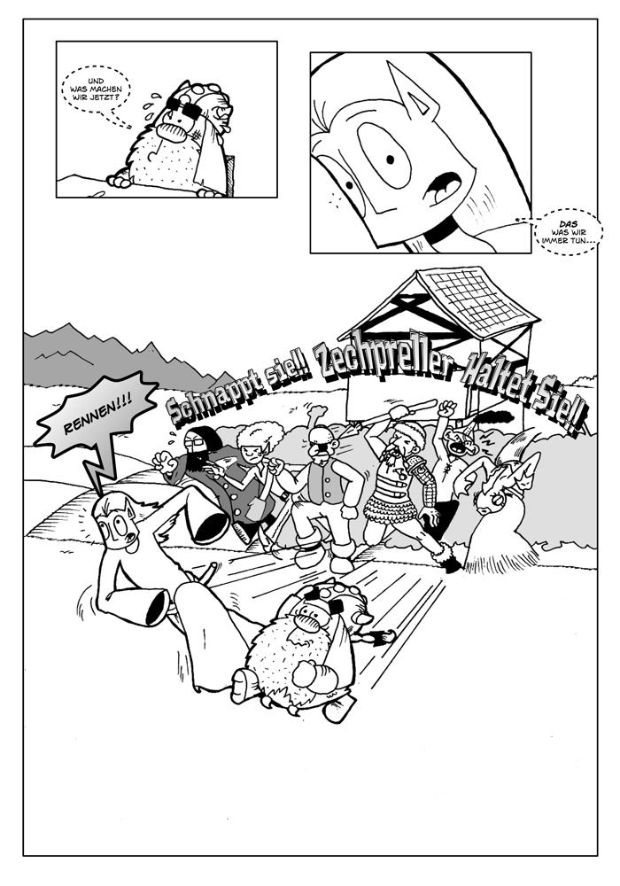Zwerg/Elf - Würfelbeutelvergesser: S. 43