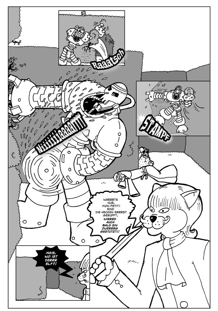 Zwerg/Elf - Würfelbeutelvergesser: S. 53
