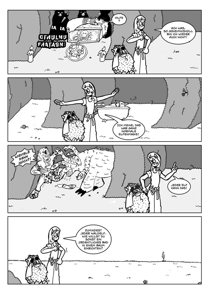 Zwerg/Elf - Würfelbeutelvergesser: S. 71